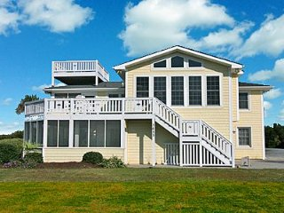 6 bedroom House with Deck in North Topsail Beach - North Topsail Beach vacation rentals