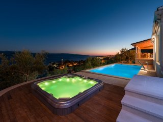 New luxury villa with pool for rent, Bol, Brac - Bol vacation rentals