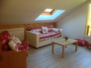 Romantic 1 bedroom Chalet in Montclar - Montclar vacation rentals