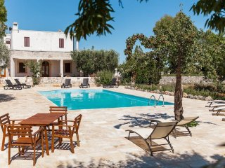 Masseria Tinelli Apulia holiday rental farmhouse - Noci vacation rentals
