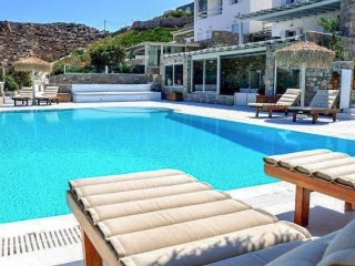 Large house with pool and sea views - Kanalia vacation rentals