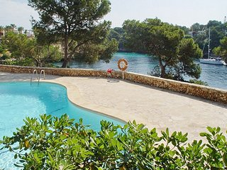 Ground floor apartment with lovely views over the sea - Cala Ferrera vacation rentals