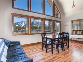 Comfortable chalet near Glacier Nat'l Park w/ mountain views & spacious deck! - West Glacier vacation rentals