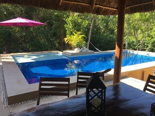 Casa Mayo- 2 Minutes golf cart to the Caribbean - Puerto Aventuras vacation rentals