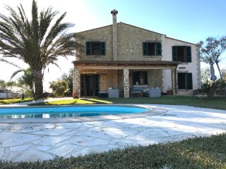 Relax and Nature in a Charming Villa in Santanyí - Santanyi vacation rentals