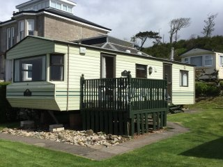 Static Caravans For Hire Stunning Views - Westbourne House Caravan Park Millport - Millport vacation rentals