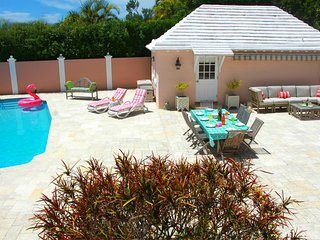 Bermuda Cottage★Priv Pool+Tennis Crt★Near Hamilton★King Bed - Paget vacation rentals