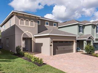 Reunion Resort - 5BD/5BA Pool Home - Sleeps 12 - Platinum - Palm Bay vacation rentals