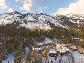 Moose Creek Townhome ski in/out at Teton Village - Teton Village vacation rentals