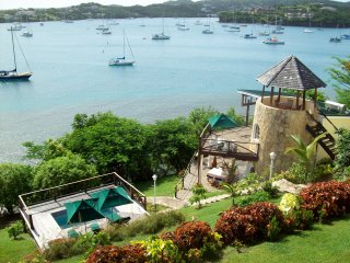 Sugar Mill Tower - 1 Bedroom - Romantic Seaside Escape - Conveniently Located - Lance Aux Epines vacation rentals