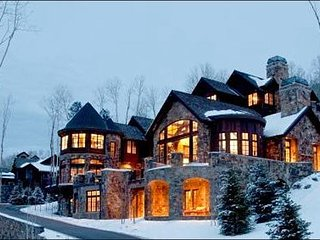 Magnificent Wolcott Estate, Rated One Of The Top 10 Ski Homes In The US (208327) - Edwards vacation rentals