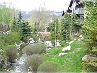 Bright & Spacious Second Floor Condo, Overlooks the Creek (208538) - Edwards vacation rentals