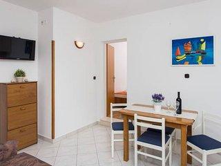 Apartments & Room Lumio - Standard One Bedroom Apartment with Balcony and Sea vi - Molunat vacation rentals