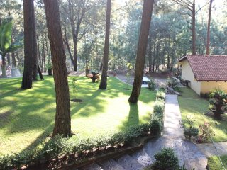 Forest cabin for 2 with kitchen and parking - Mazamitla vacation rentals