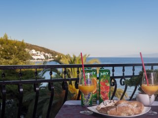 Room with terrace in a house 20m from beach - No.2 - Okrug Gornji vacation rentals