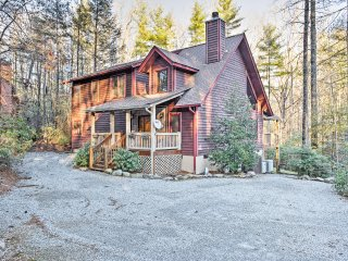 NEW! 3BR Sapphire Cabin w/Beautiful Forest Views - Sapphire vacation rentals