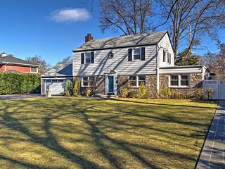 New! 4BR Long Island Home w/Huge Yard-Minutes to NYC! - Hempstead vacation rentals