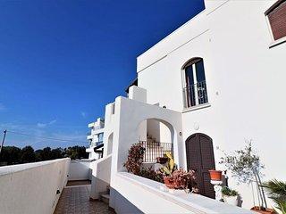 Holiday home in Marittima, 2 km from the Adriatic coast in Puglia in the - Marittima vacation rentals