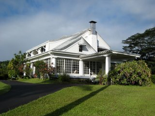 Grand Victorian Mansion in Hilo - Hilo vacation rentals