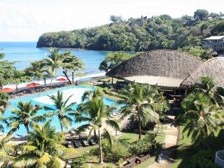 Duplex Vairea Pearl - résidence hôtelière - piscine, plage - 3 pers - Arue vacation rentals