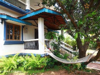 SaffronStays Casa Susegado - Cozy Portuguese villa near Panjim, Goa - Ribandar vacation rentals