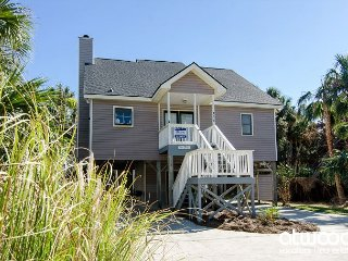 Waller's Hollow - Family Friendly Cottage - Edisto Island vacation rentals
