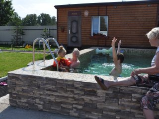 Bungalow PIER  with private sauna beside Peterhof and Pulkovo airport - Krasnoselsky District vacation rentals