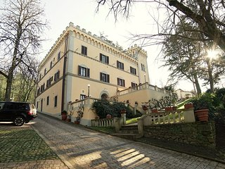 Apt Orchidea, in stunning Villa in Chianti area, 15 minutes drive from Florence - Impruneta vacation rentals
