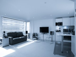 Stunning Canalside Apartment in Central London - London vacation rentals