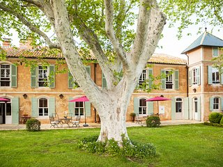 Splendid private Provencal Mas - Raphele-les-Arles vacation rentals