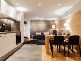 2 bedroom Apartment with Internet Access in Les Deux-Alpes - Les Deux-Alpes vacation rentals