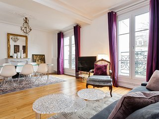 Very chic apartment close to the Sacre-Cœur - Paris vacation rentals