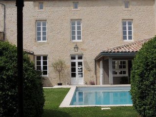 Stunning stone manor house in prime location - Monsegur (Gironde) vacation rentals