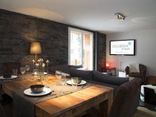 Deluxe alpine apartment- Sleeps 8 - Les Deux-Alpes vacation rentals