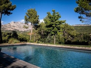 Magical Glass Villa facing the Sainte-Victoire - Le Tholonet vacation rentals