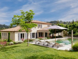 Beautiful villa between Cannes and Mougins - Mougins vacation rentals