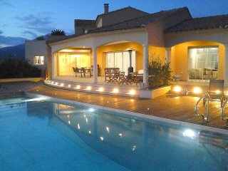 Spacious villa with panoramic view - Propriano vacation rentals