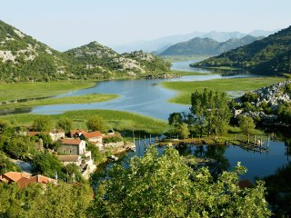 Paradise Lake House - National Park Skadar Lake - Karuc vacation rentals