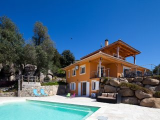 Belvedere over the Mediterranean - Olmeto vacation rentals
