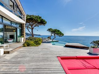 Sea-facing villa on Saint Tropez peninsula - Ramatuelle vacation rentals