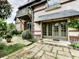 Gorgeous Normandy villa near the beach - Deauville vacation rentals