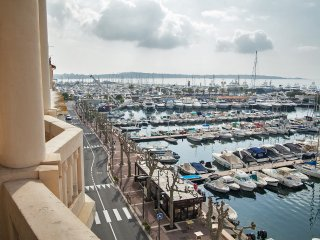 Captain´s apartment near Cannes - Golfe-Juan Vallauris vacation rentals