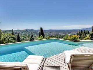 Charming family villa in Grasse - Grasse vacation rentals