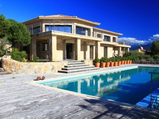 High class villa opposite the ocean - Serra-di-Ferro vacation rentals