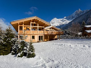 Magnificent chalet with view of the summit - Chamonix vacation rentals