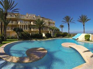 Apartment close to the sea and the center of Denia - Denia vacation rentals