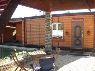 Bungalow Impression with private sauna beside Peterhof and Pulkovo airport - Krasnoselsky District vacation rentals