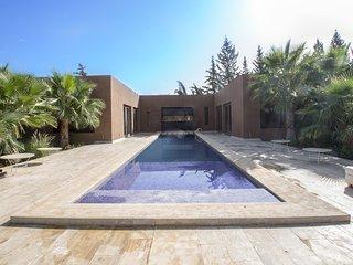 Havre de paix contemporain aux portes de Marrakech - Douar Sidi Youssef Ben Ali vacation rentals