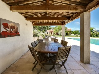 Beautiful provencal house with a panoramic view in - Cogolin vacation rentals