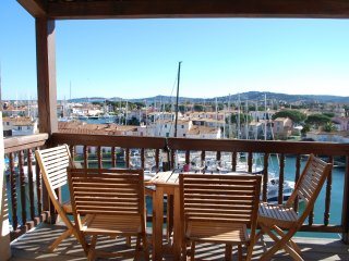 3 bedroom Condo with Water Views in Port Grimaud - Port Grimaud vacation rentals
